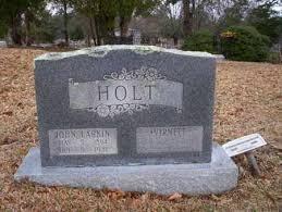 HOLT, JOHN LARKIN - Ouachita County, Arkansas   JOHN LARKIN HOLT - Arkansas  Gravestone Photos