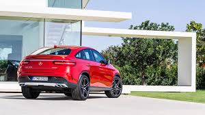 the new 2016 mercedes benz gle coupe we test the new gle450 amg coupe