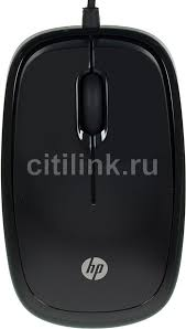 Купить <b>Мышь HP X1200</b>, проводная, USB, черный в интернет ...