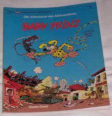 """DIE ABENTEUER DES MARSUPILAMIS 5 - Baby Prinz"""" (Franquin André) – Buch  gebraucht kaufen – A02gksPH01ZZX"""