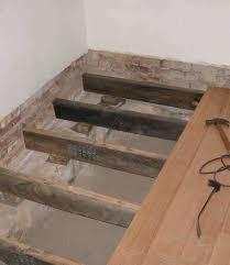 install hardwood floor on concrete slab carpet vidalondon