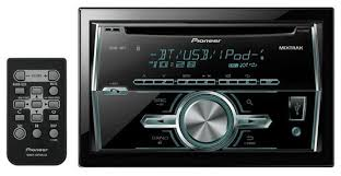pioneer bluetooth car stereo. pioneer fh-x700bt in-dash double din cd/mp3/usb bluetooth car stereo receiver, pandora link, mixtrax \u0026 ipod support c