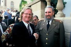 personal peter turnley fidel castro capetown south africa 1994 <span class photo