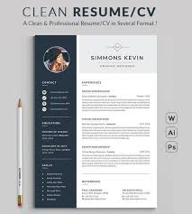 Modern Resume Template Free Download Word Resume Design Template Modern Resume Template Word Free
