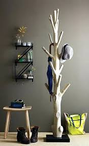 Tree Limb Coat Rack Diy Coat Tree Tree Shaped Coat Rack Made Of Wooden Base And Tree 34