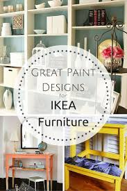 painting designs on furniture. 10 IKEA Favorites Made Better By A DIY Paint Job Painting Designs On Furniture R