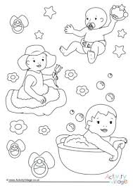 Newborn Coloring Pages Infant Coloring Pages Boss Baby Printable