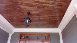 cedar tongue and groove porch ceiling o75 tongue