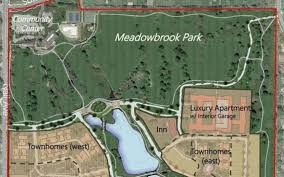 key part of meadowbrook project at risk the kansas city star