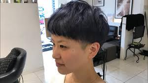 ベリーショートのレディースがかっこいいクールなヘアスタイル一覧