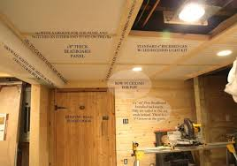 basement drop ceiling ideas. Basement Drop Ceiling Ideas Be Equipped Wall Not Drywall Wood Suspended Panels