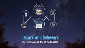 Leisure and Delaware by Cara Gleason