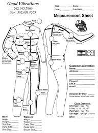 Measurements Mens Suits Chart Driving Suit Measurements And Care