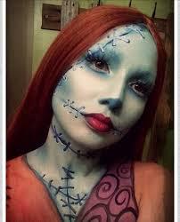 sally nightmare before makeup tutorial saubhaya makeup