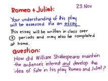 romeo and juliet essay questions grade food crisis essay romeo and juliet essay questions grade 9