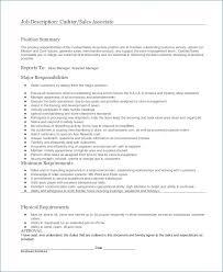 Sales Associate Cashier Resume Kantosanpo Com