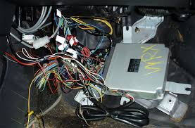 sam s car ecu wiring done