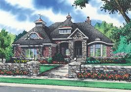 the eliana house plan 1362 brick cottage