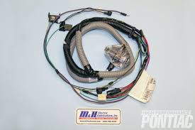 m h wiring harness m h image wiring diagram how to install a reproduction wiring harness high performance on m h wiring harness