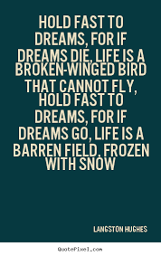 When Dreams Die Quotes
