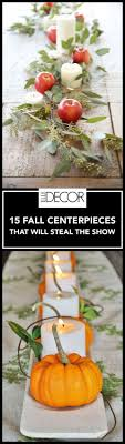 21 Fall Centerpieces That Will Complete Your Seasonal Soire. Fall  DecorationsHarvest Party ...