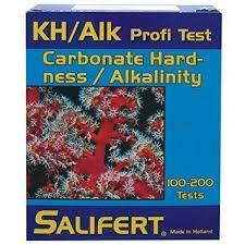 Salifert Kh Alkalinity Profi Test