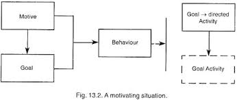 essay on organisational behaviour motivating situation