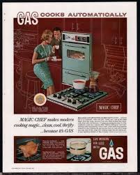 magic chef wall oven magic chef turquoise aqua gas wall oven print ad w counter top