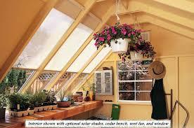 phoenix solar shed diy greenhouse