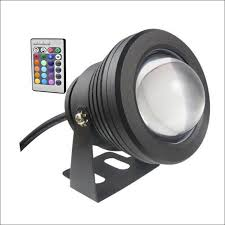<b>LED</b> Underwater Lights <b>10W LED</b> Fountain Light DC <b>AC 12V</b> with ...