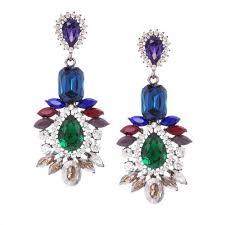<b>HERALD PERCY</b> | Earrings | Fashion earrings, Dangle earrings ...