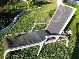 patio chair repair for how