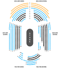 Circle In The Square Theatre Seating Chart Best Seats Pro