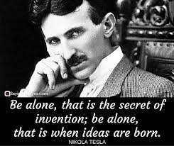 Nikola Tesla Quotes Best 48 Greatest Nikola Tesla Quotes SayingImages