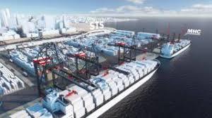 overhead cranes port cranes crane parts crane services new port solutions offering from konecranes