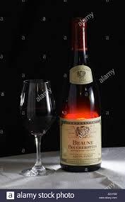 Light Burgundy Wine A Bottle Of Maison Louis Jadot Beaune Boucherottes 2002 Red