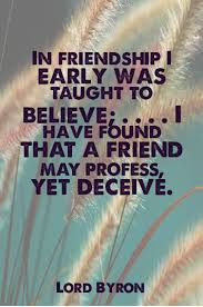 Deception Love Quotes Custom 48 Quotes About A Deceiving Friend EnkiQuotes