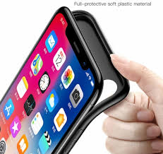 <b>Чехол</b>-<b>аккумулятор</b> для iPhone X <b>Baseus</b> Plaid Backpack Power ...