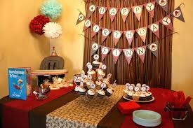 Cute Baby Shower Dessert Table Ideas Cake Decoration Graduation