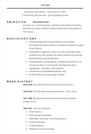 Modern Resume Format Magnificent Resume Style Examples Breathtaking Format Builder Words Accountant