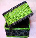 Узоры плетения из трубочек пошагово