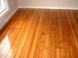 Refinished 60 Year Old Pine Floor Ozark Hardwood Flooring