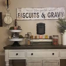 modern farmhouse kitchen wall art