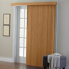 sliding door vertical blinds. Brylanehome Embossed Vertical Blinds (Taupe,78\ Sliding Door