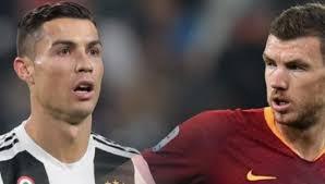 Roma-Juve, probabili formazioni: Dzeko vs CR7-Higuain ...