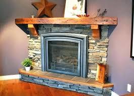rustic oak fireplace mantels en s wood mantel shelf