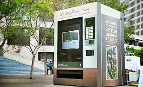 Eco Vending Machine Simple Giant Vending Machine Dispenses Bikes And Surfboards Instead Of Junk