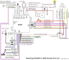 93 honda civic distributor wiring schematic color code wiring 93 honda accord stereo wiring color code on wiring diagram car alarm