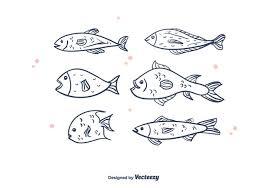 魚画像 素材無料ベクターイラスト 素材free Download Crazy 無料素材