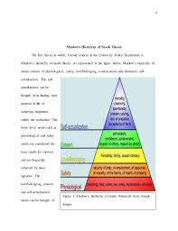 pbj essay final draft 4 4 maslow s hierarchy of needs